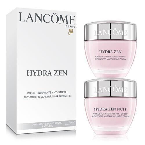 Lancome Hydra Zen Day and Night Anti-Stress Moisturising Partners