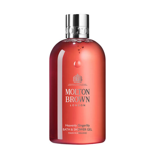 Molton  Brown Heavenly Gingerlily  Bath & Shower Gel 300ml