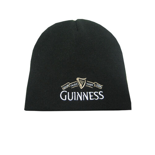 Guinness Guinness Black Knitted Beanie