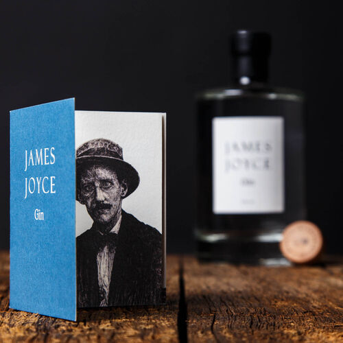 James Joyce Irish Gin 50cl