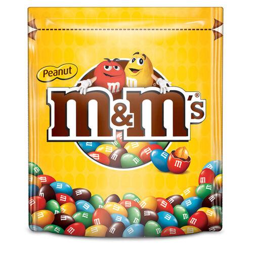 M&M Peanut Pouch  250g