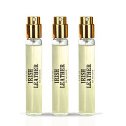 Memo Irish Leather Travel Spray 3x10ml Refills