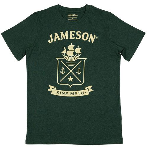 Jameson Crest T Shirt XL