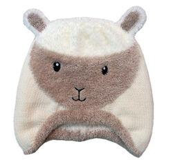 Patrick Francis Cream Kids Sheep Hat