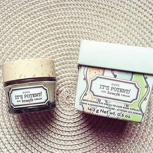 Benefit It's Potent!  Dark Circle Eye Cream