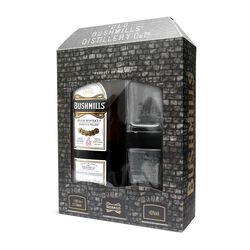 Bushmills Original Irish Whiskey  Glass Pack 1L