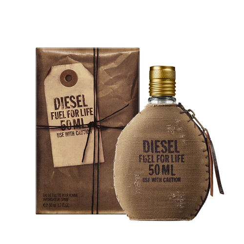 Diesel Fuel For Life Eau de Parfum 50ml
