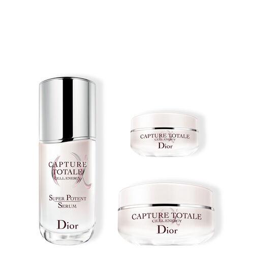 Dior Capture Totale C.E.L.L.* Energy Beauty Ritual