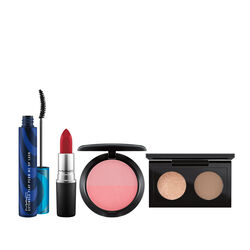 MAC Look In A Box Warm Travel Exclusive