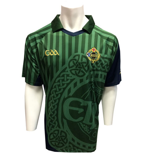 Irish Memories Green GAA Performance Top