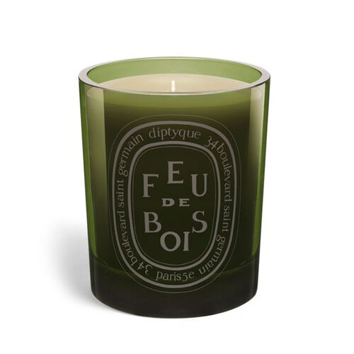 Diptyque Wood Fire  Candle 300g