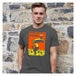Guinness  Pewter Grey Toucan Colour T-Shirt