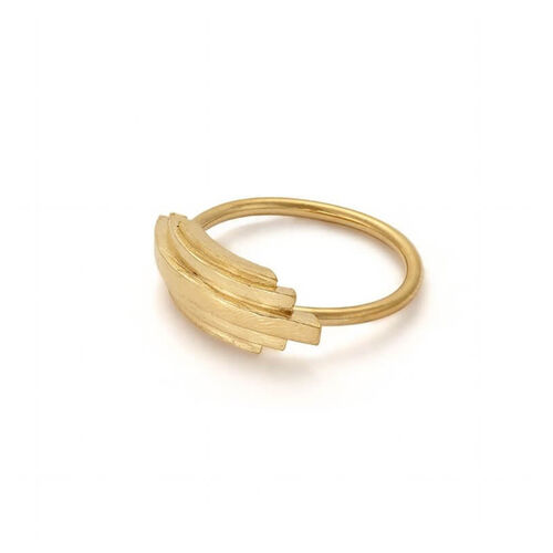 Inner Island Namara Ring Gold