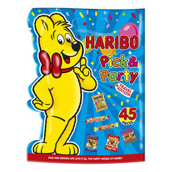 Haribo Pick & Party Pouch  748g