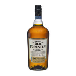 Old Forester Kentucky Straight Bourbon  Whisky 1L