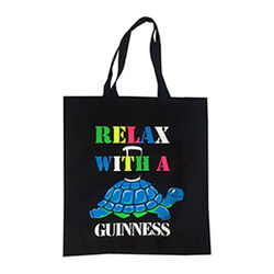 Guinness  Black Tortoise Tote Bag