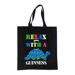 Guinness  Black Tortoise Tote Bag