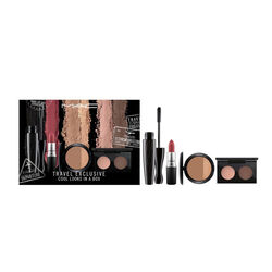 MAC Travel Exclusive: Cool Look In A Box Travel Exclusive