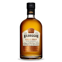 Kilbeggan Single Grain Irish Whiskey 70cl