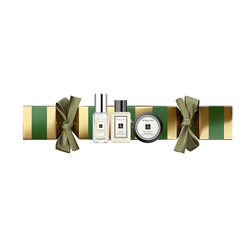 Jo Malone London Christmas Cracker Green & Gold Stripes