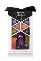 Butlers 30 Dark Mini Bar Tapered Box Travel Exclusive