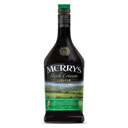 Merrys Irish Cream Liqueur  70cl