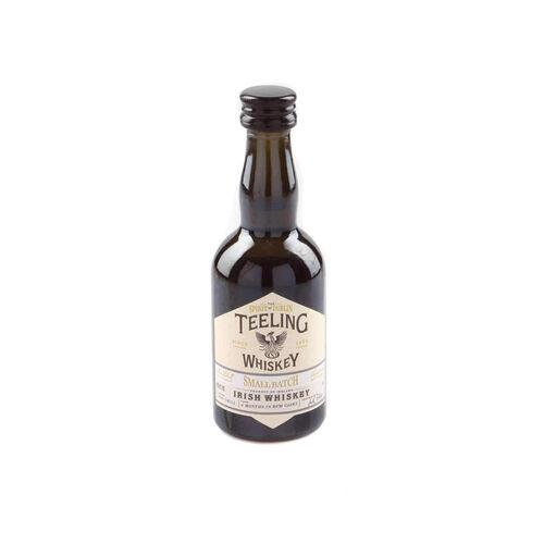 Teeling Whiskey Company Small Batch Irish Whiskey  5cl