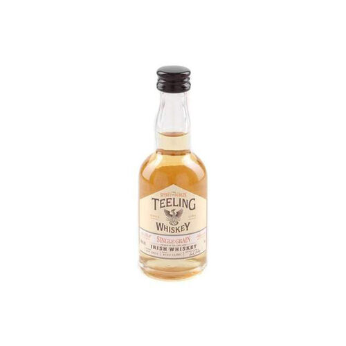 Teeling Whiskey Company Single Grain Irish Whiskey  5cl