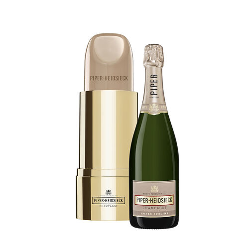 Piper-Heidsieck Sublime Lipstick Champagne  75cl
