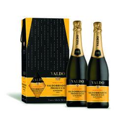 Marco Valdo Marco Valdo Prosecco Wine Twin 2x75cl