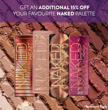 Urban Decay Palettes