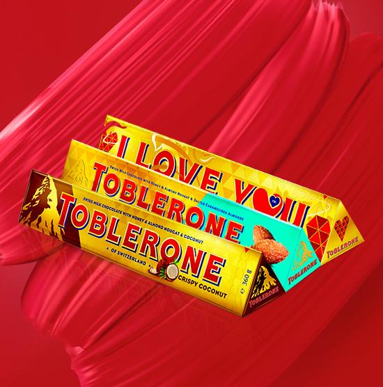Toblerone 3 for 2