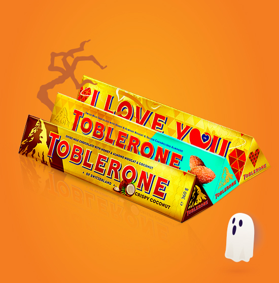 Toblerone 3 for 2